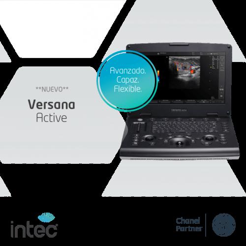 Versana Active - Ultrasonido Portátil